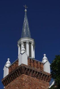 nazereth lutehran tower