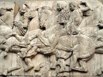 Parthenon marbles, British Museum (Dreamtime)