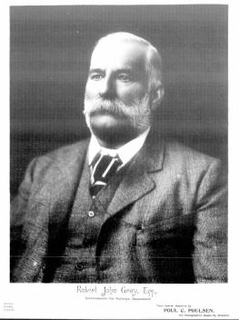 ROBERT JOHN GRAY 1900 trove