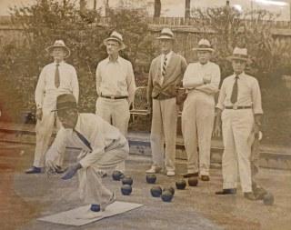 thynne at bowls club blog