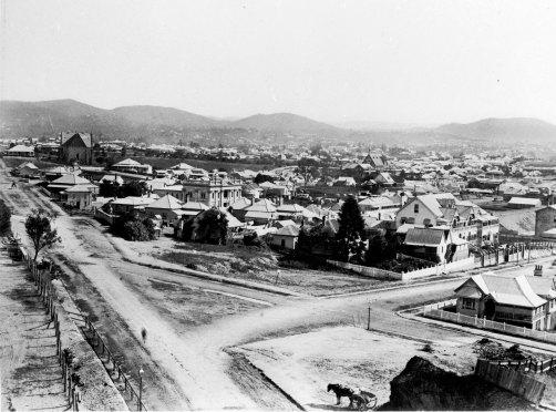 vulture Street 1888 blog