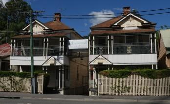 Irving Villa 215 Vulture Street, 1893