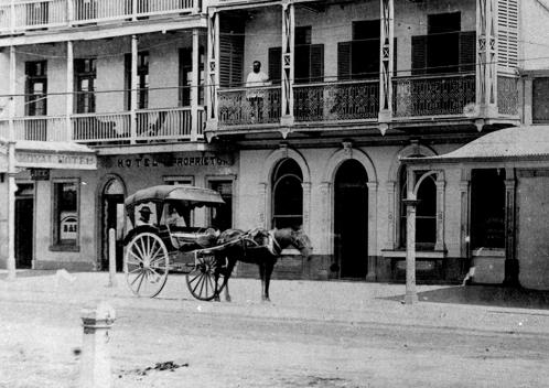 hansom cab ca 1872