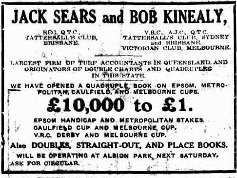 sears kinealy ad 1919 13 july