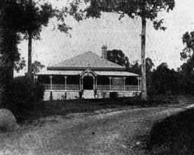 """Tarragindi"" built for W.D. Grimes in 1889. (State Library of Queenland)"