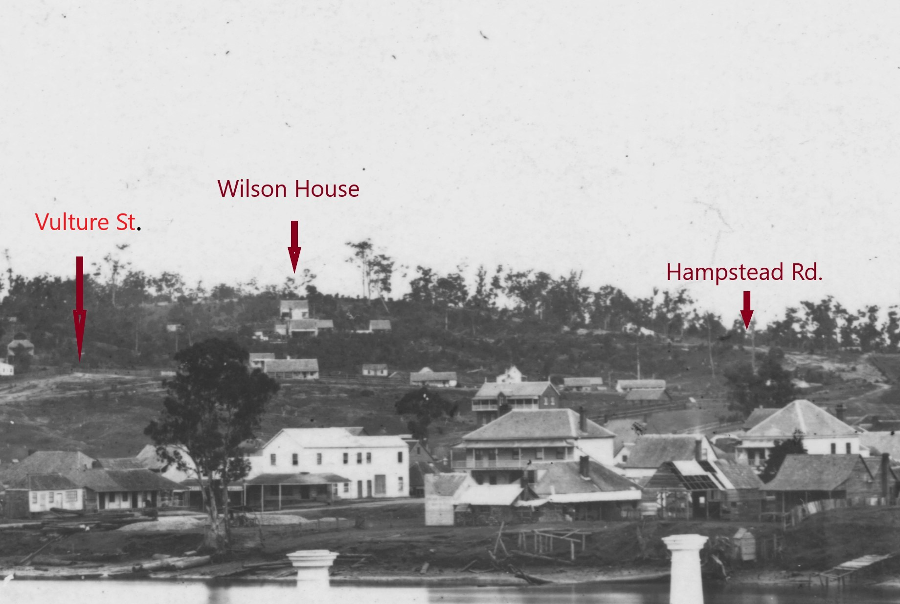 wilson house highgate hill ca 1872 slq