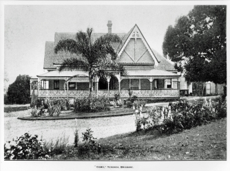 """Como"" Yeronga ca 1921. (State Library of Queensland)"