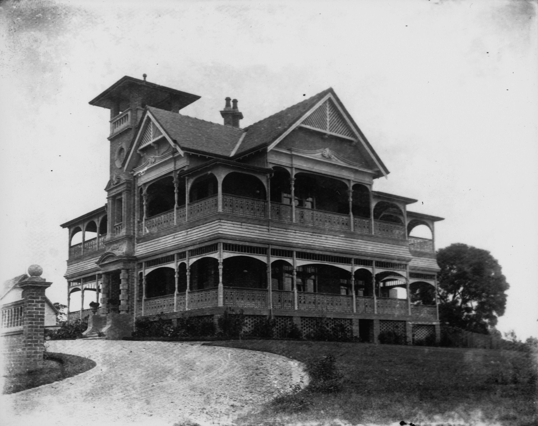 lamb house ca 1904