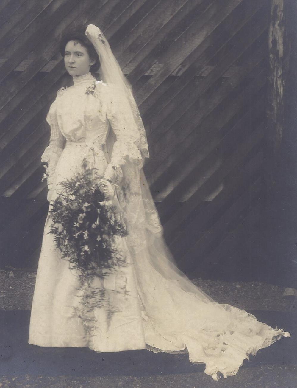 Mary Isabella Peel.