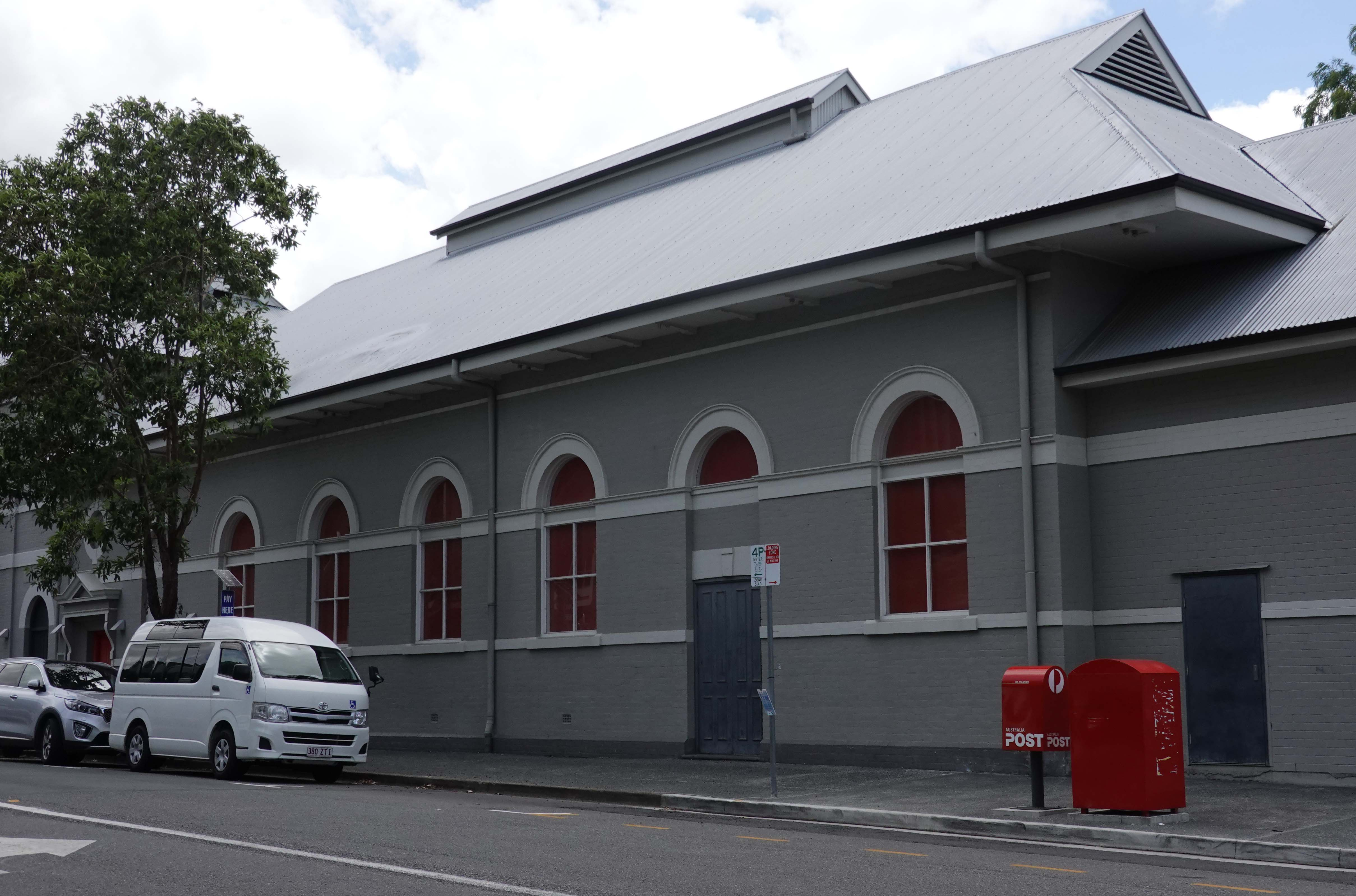 south brisbane hall