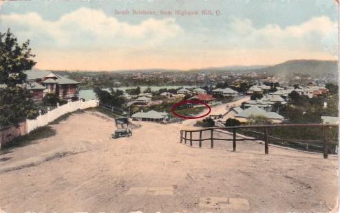 dornoch 1914 - lutmis circled