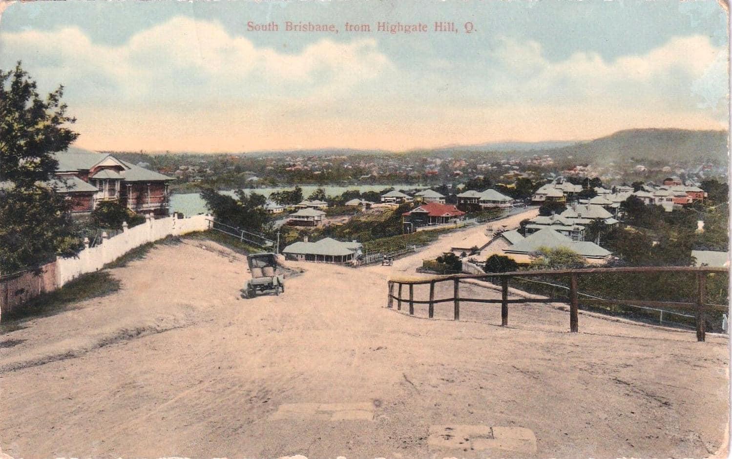 dornoch 1914