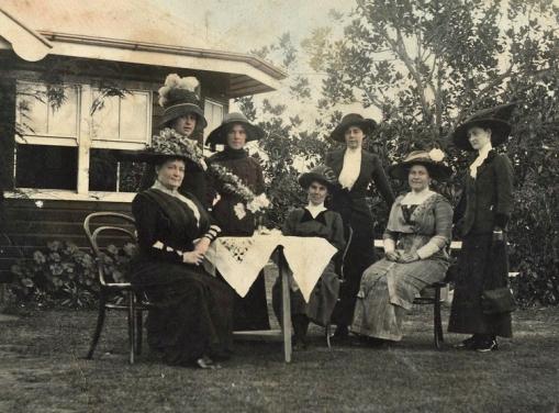 croquet club members musgrave park papi collection slq