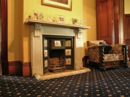 "A fireplace in ""Carlsruhe"" (realestate.com.au)"