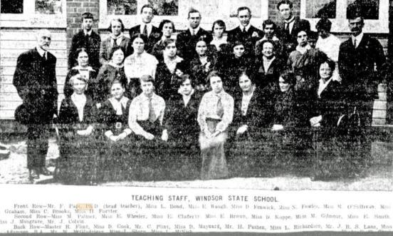 windsor teaching staff tele 2 sep 1916