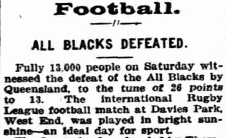 all blacks the week 4 jul 1919