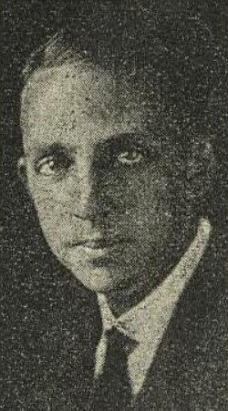 Arthur Baynes, The Bulletin 23rd March 1922. (Trove)