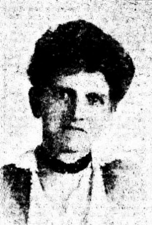 Janet Thomson in 1926. (Trove)