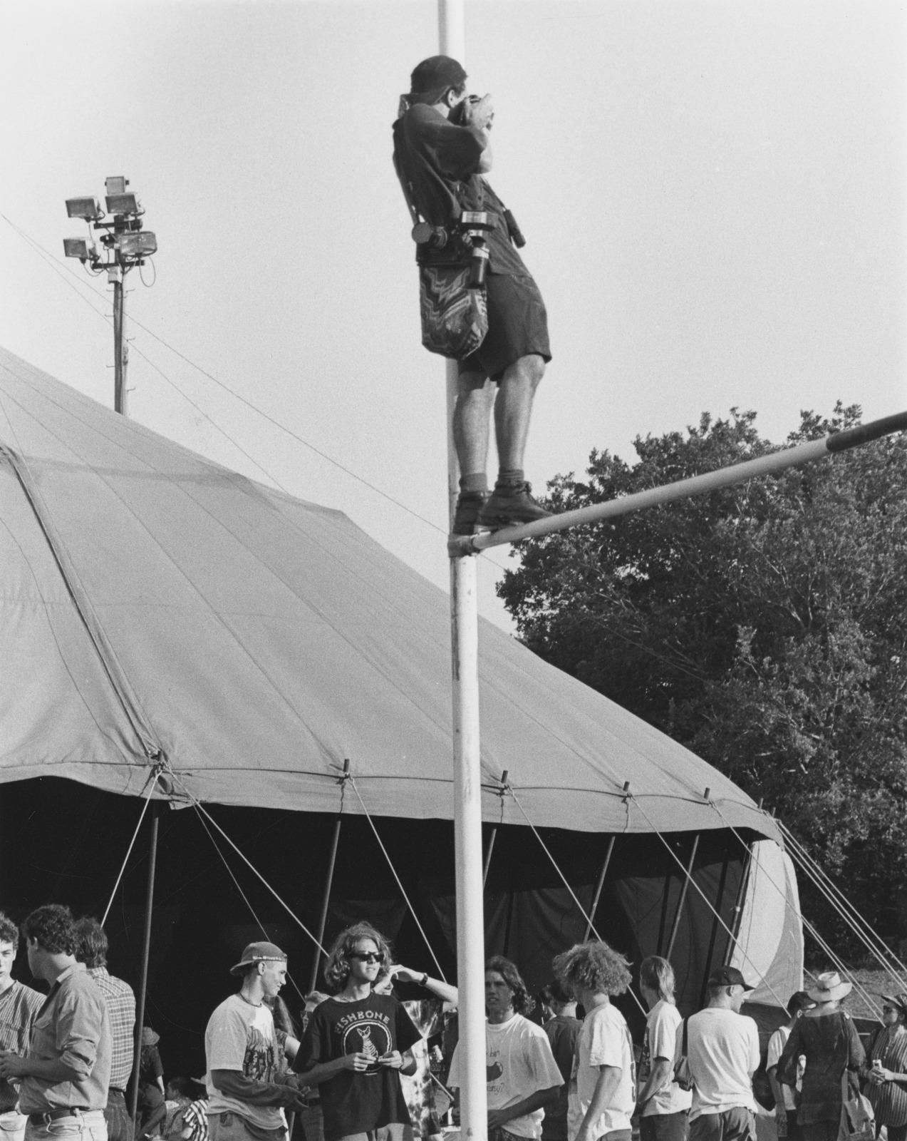 Livid music festival West End 1993 kathy dora slq