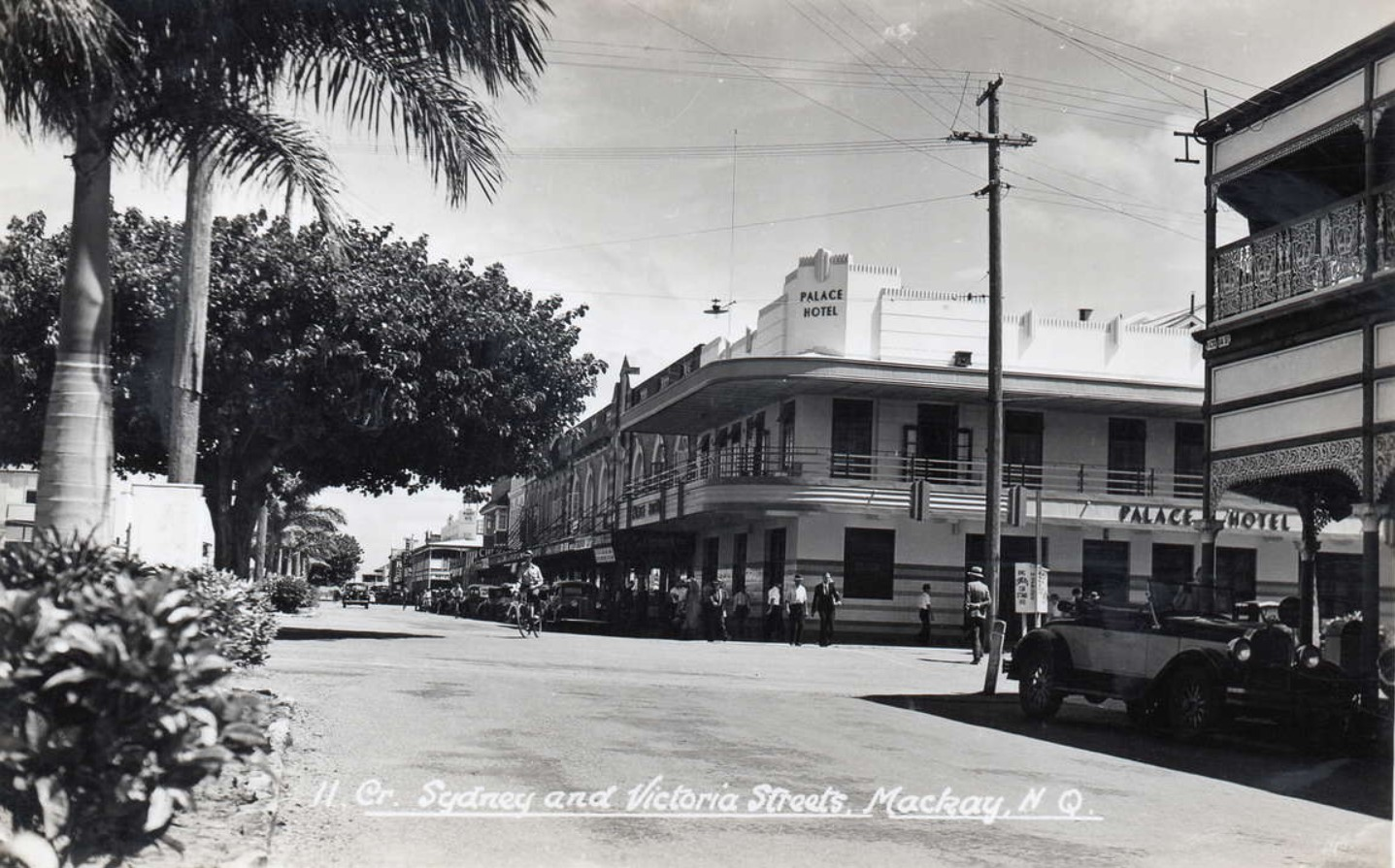 palace hptel mackay 1946 bonzledotcom