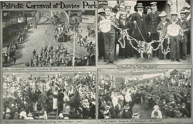 patriotic carnival september 1914