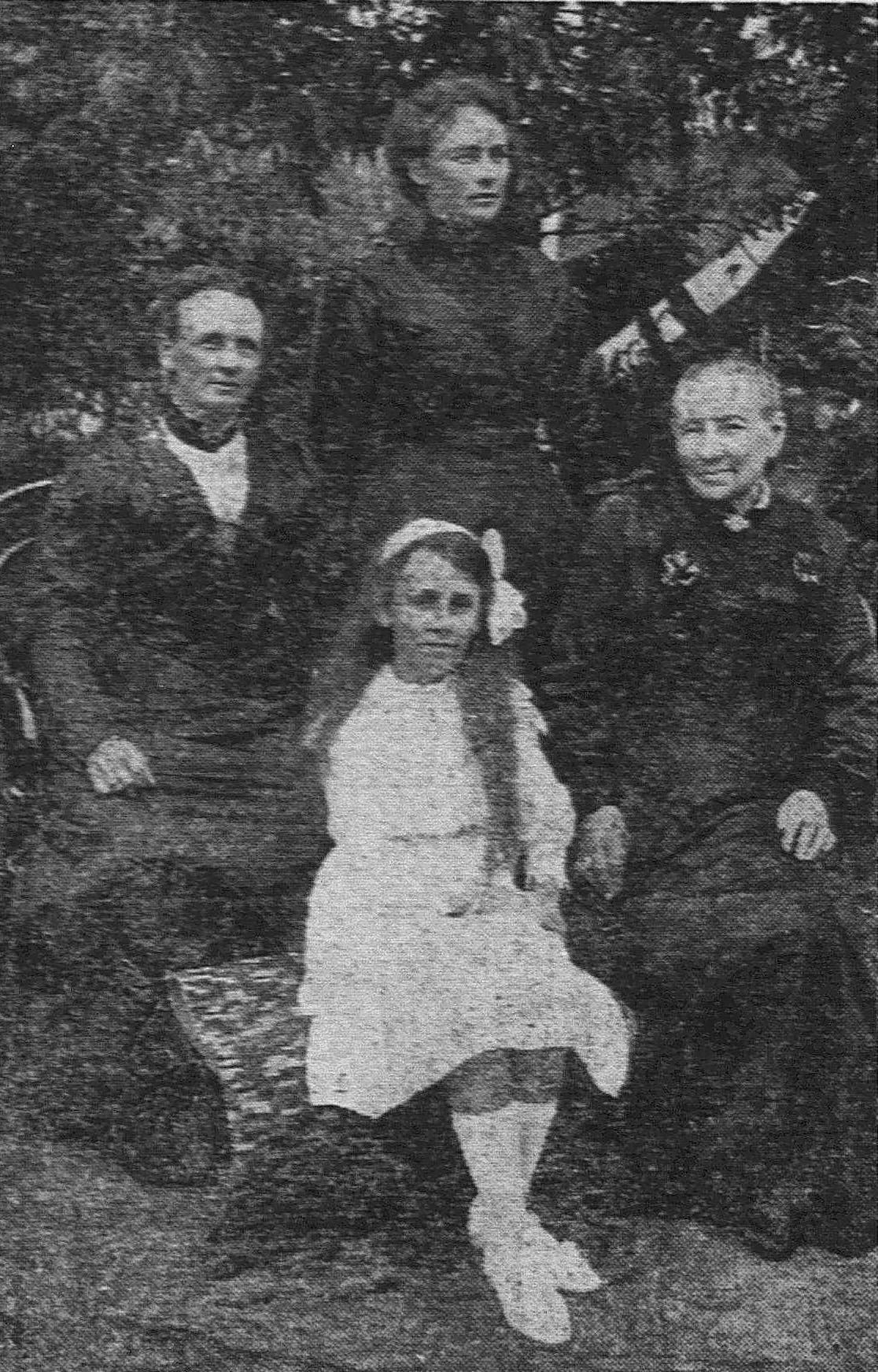 rumpf women 1914