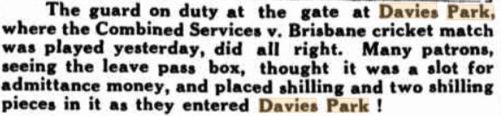 telegraph 12 nov 1945