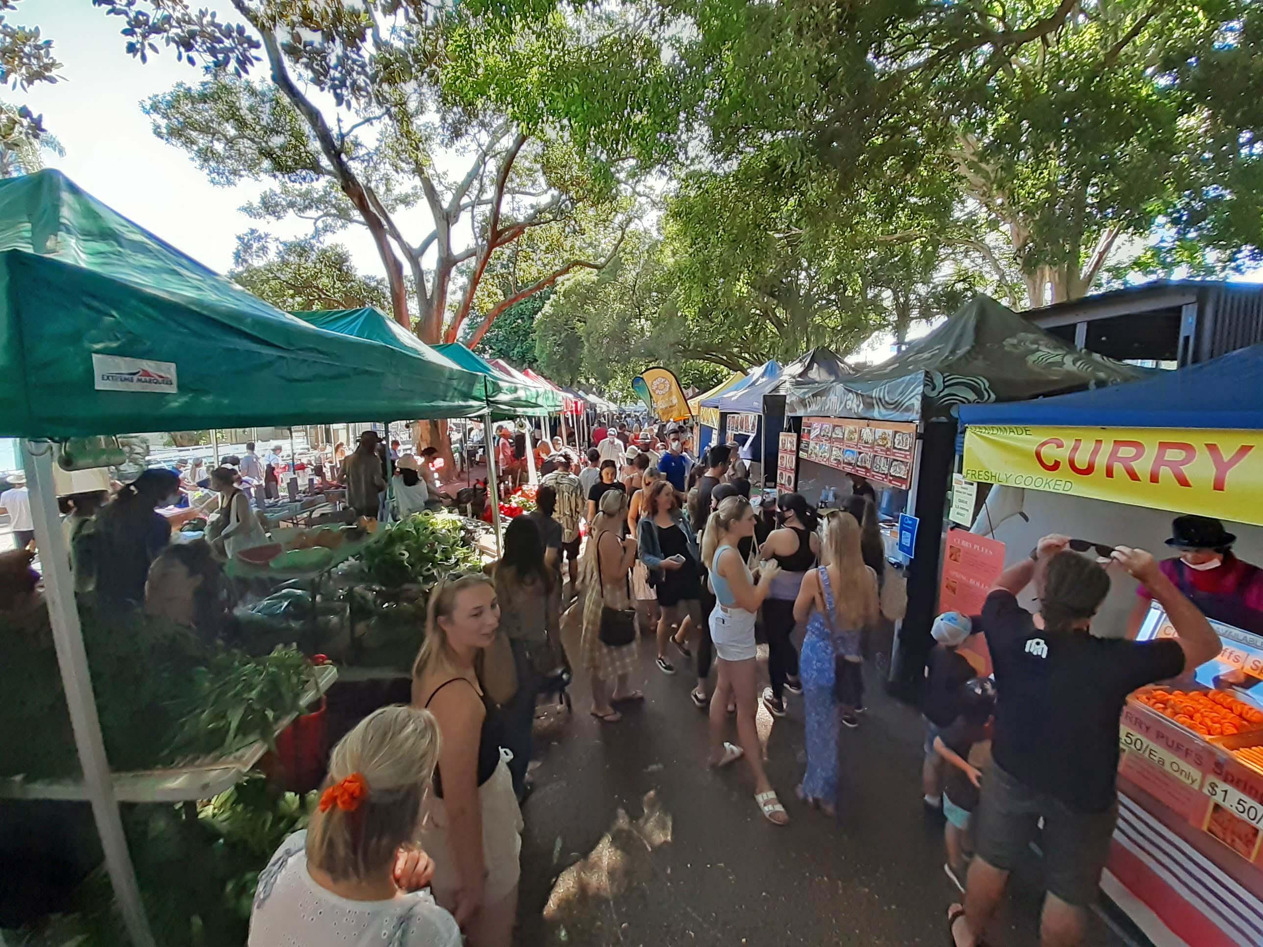 davies park market 2011