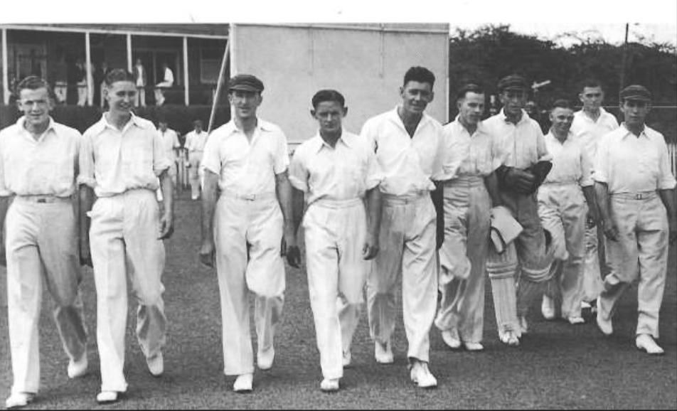sb cricket team 1939 40