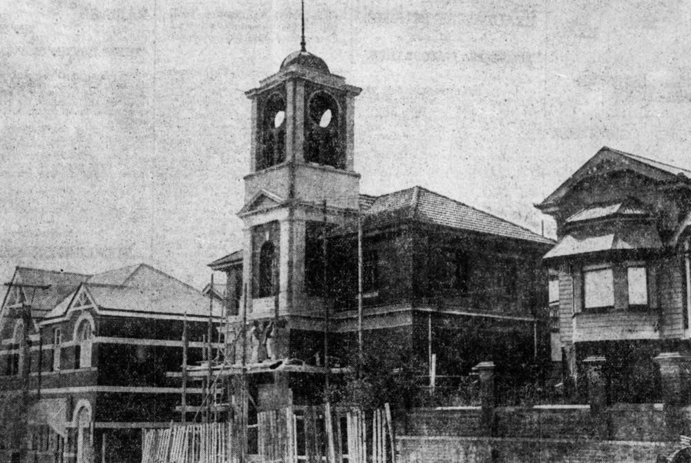West End School of Arts in Brisbane 1928