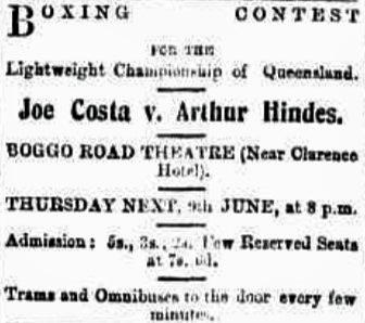 boggo boxing telegraph 4 june 1904