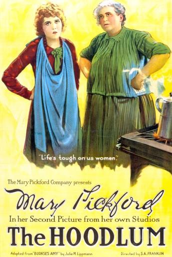 "Mary Pickford's 1919 film ""The Hoodlum"". (IMDb)"