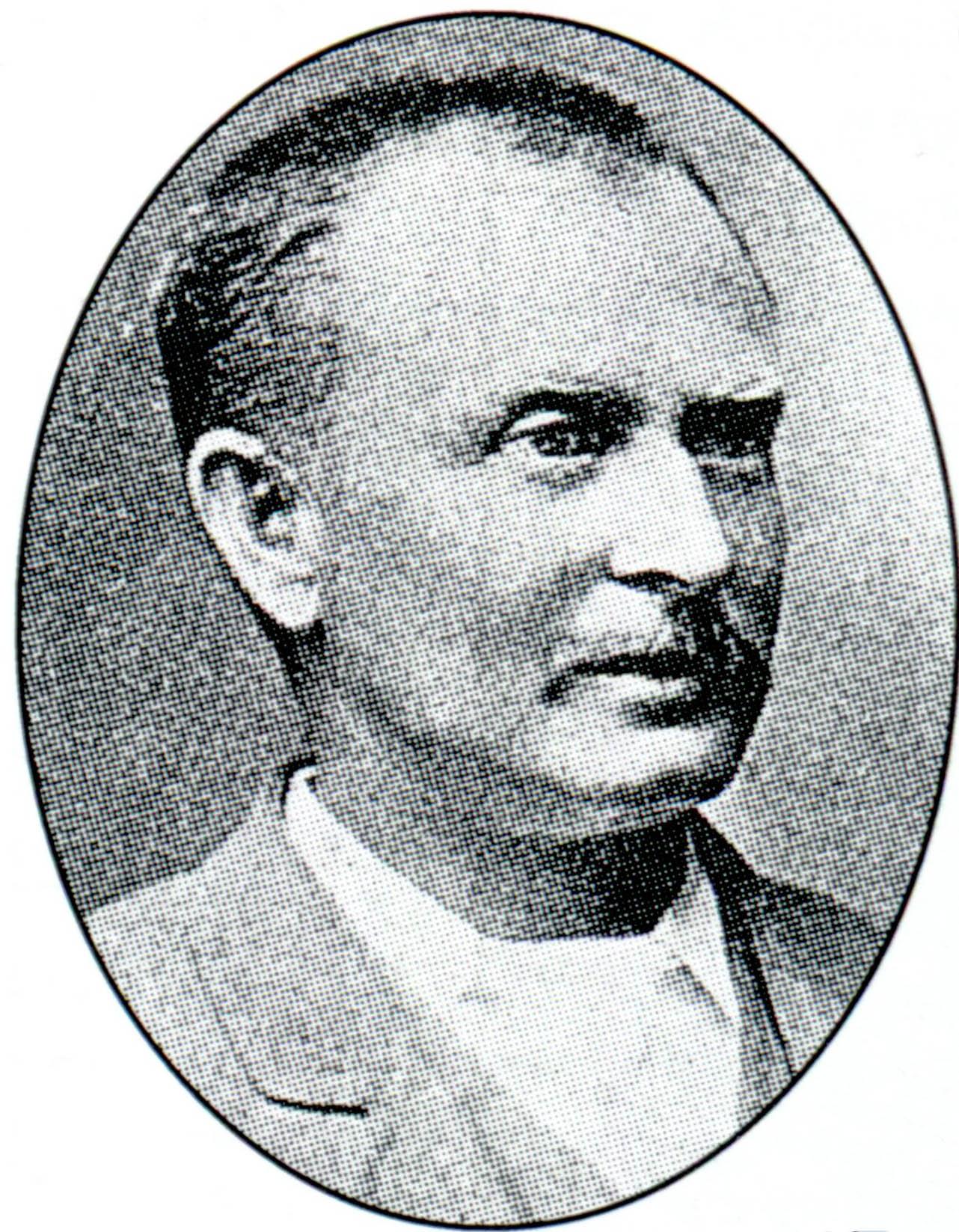John Beauchamp Nicholson