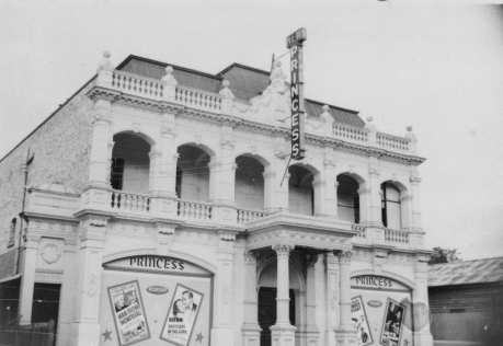 The Princess in 1941. (State Library of Queensland)
