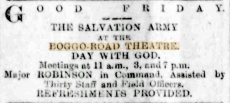 The Brisbane Courier, 11th April 1895. (Trove)