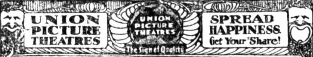 union pictures dm 20 oct 1920