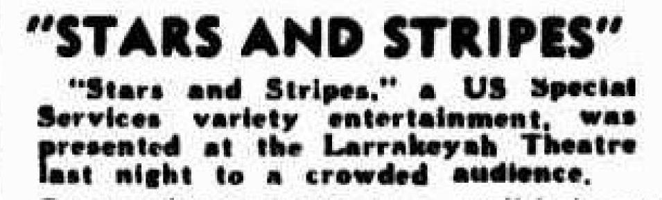 Army News (Darwin, NT : 1941 - 1946), Wednesday 15 November 1944