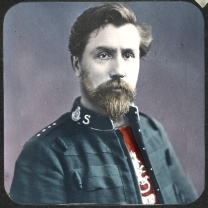 Commissioner Coombs (Salvation Army Australian Museum)