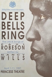 """""""Deep Bells Ring"""" at the Princess in 1987. (State Library of Queensland)"""