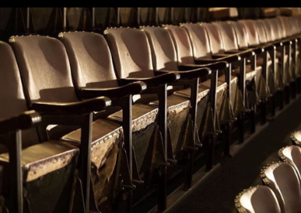 The seats from Her Majesty's Theatre, installed in 1986. (princesstheatrebrisbane facebook.com)