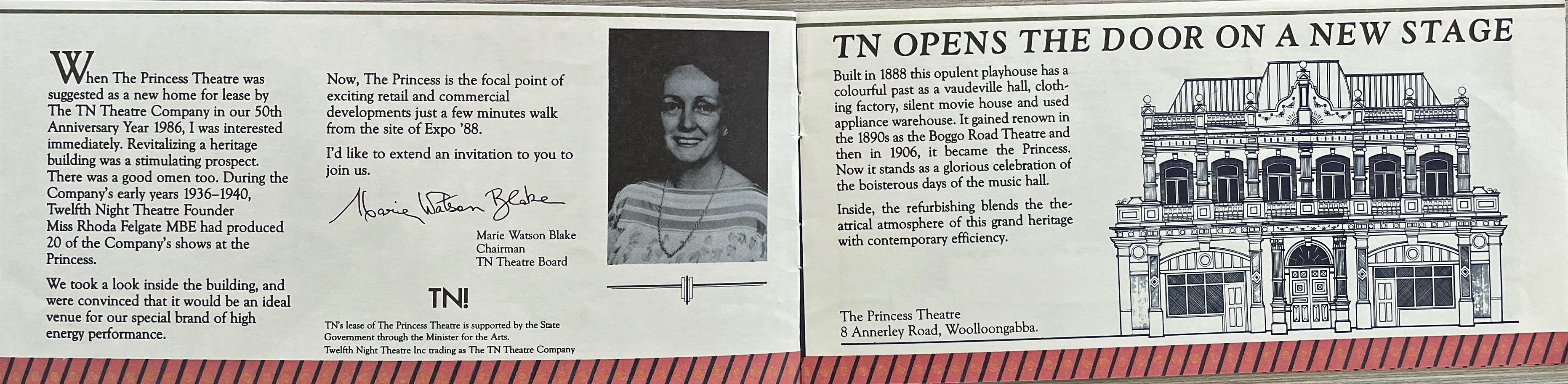 tn marketing 1986 qsa