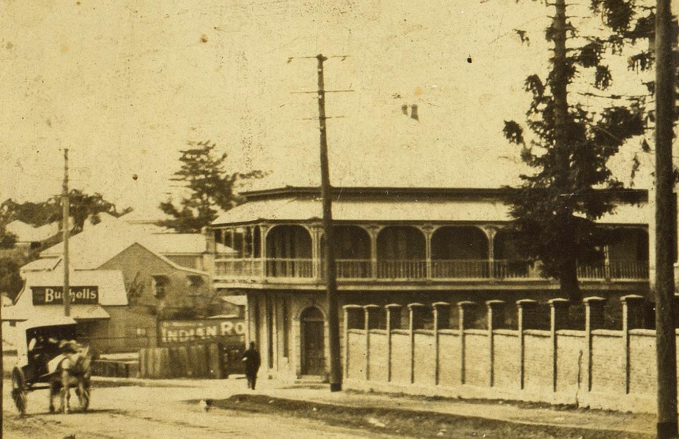 west end club 1900s cropped slq