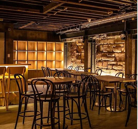 The basement (https://www.ehdenwestend.com.au/)