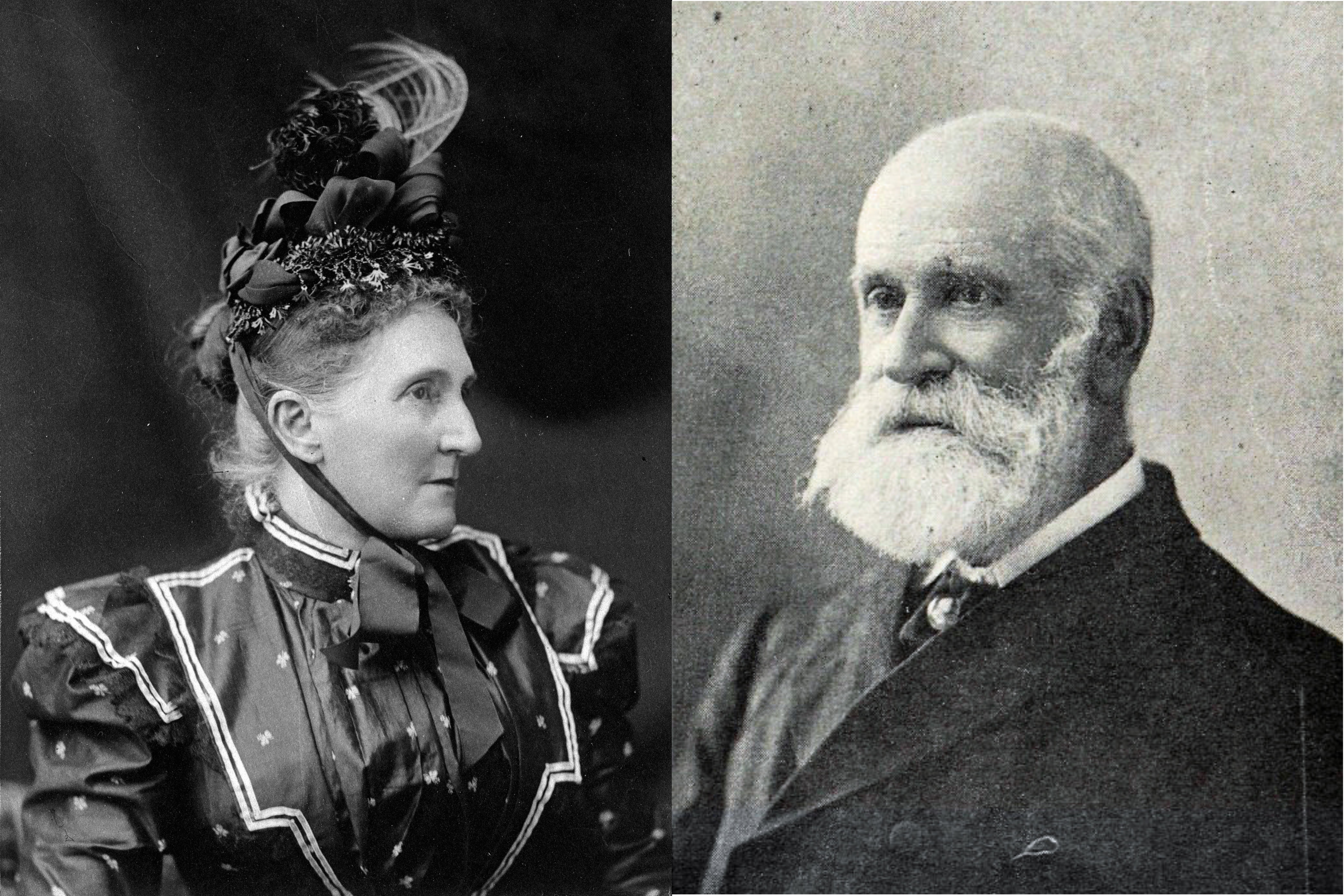 Maria and George Appel