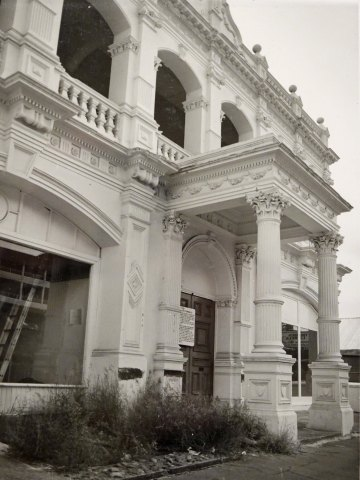 Princess Theatre in 1986. (State Library of Queensland)