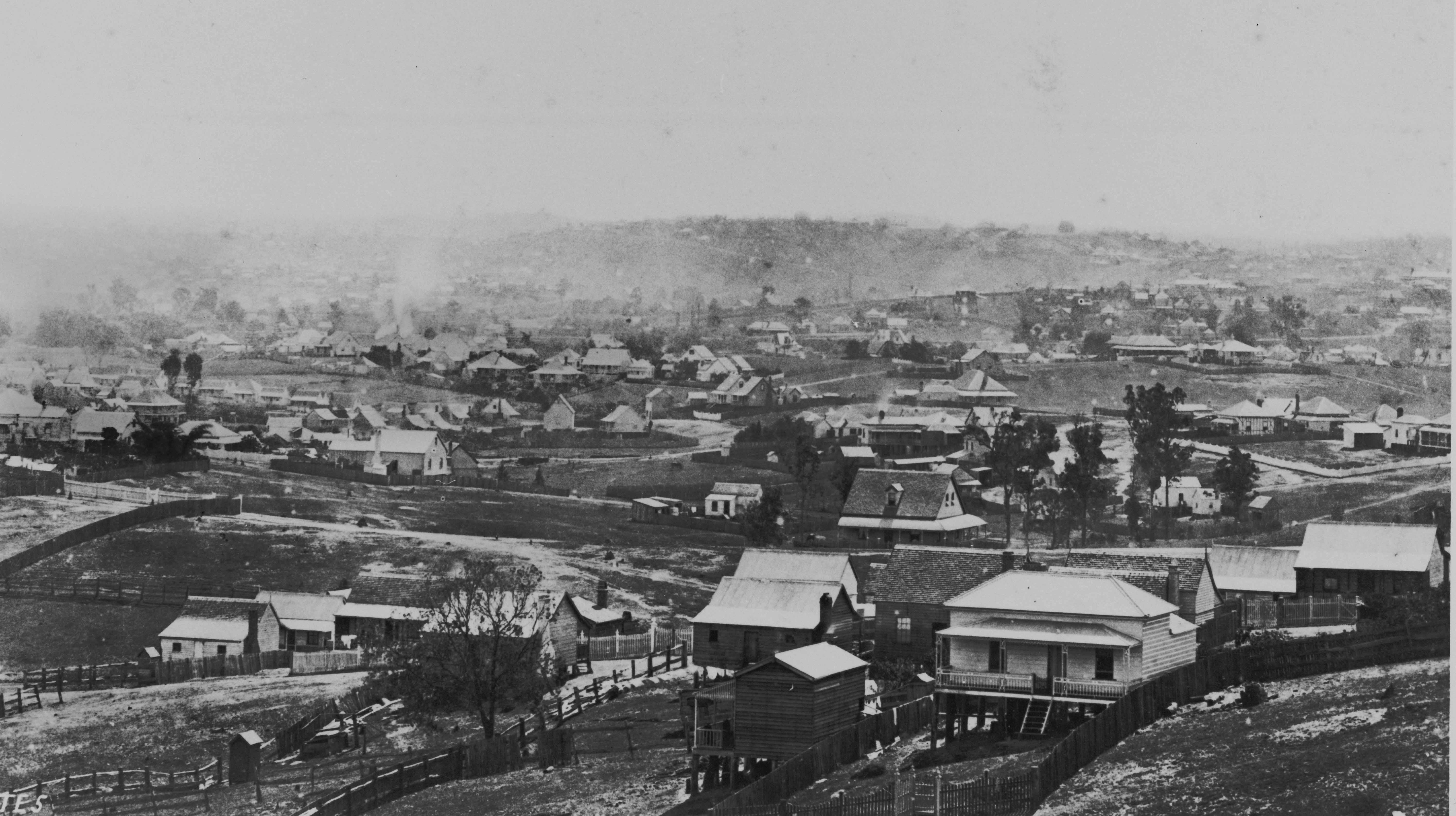 west end ca 1894 from highgate hill