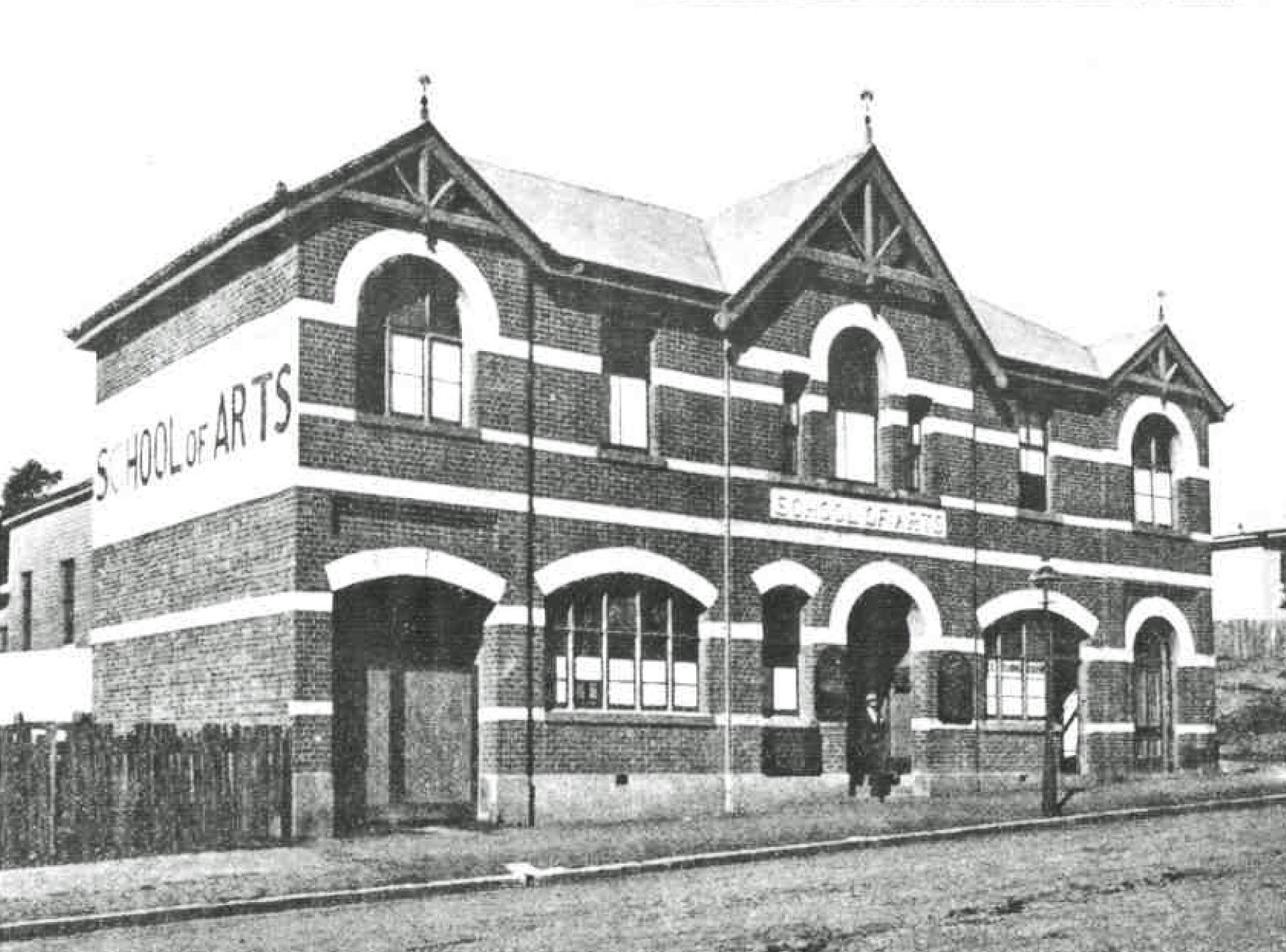 west end school arts sydney daily mail sep 10 1898