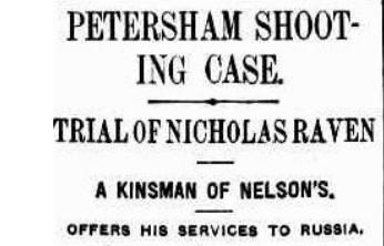 petersham shooting northern star 7 june 1906