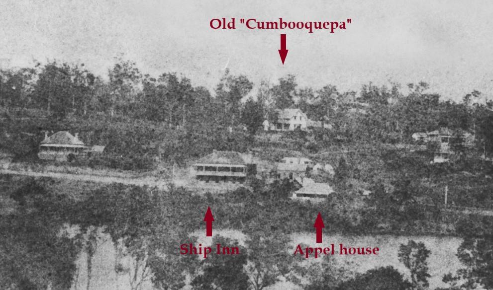 south brisbane appel house 1868 slq
